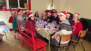 kerstfeestje